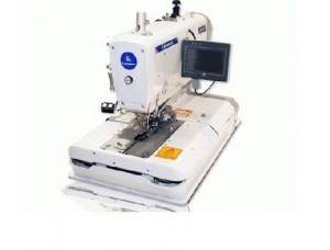 Máquina de Costura Caseadeira de Olho Eletrônica Lanmax LM-9500-HJ-AUT