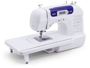 MAQUINA DE COSTURA BROTHER CS6000 - 60 PONTOS