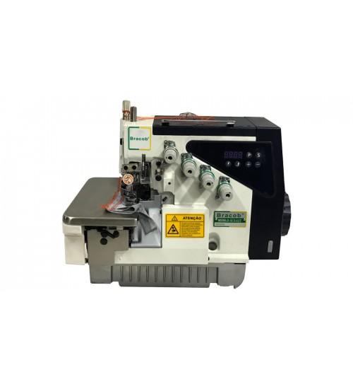 Máquina de costura industrial overlock direct drive BC S4 4 AT