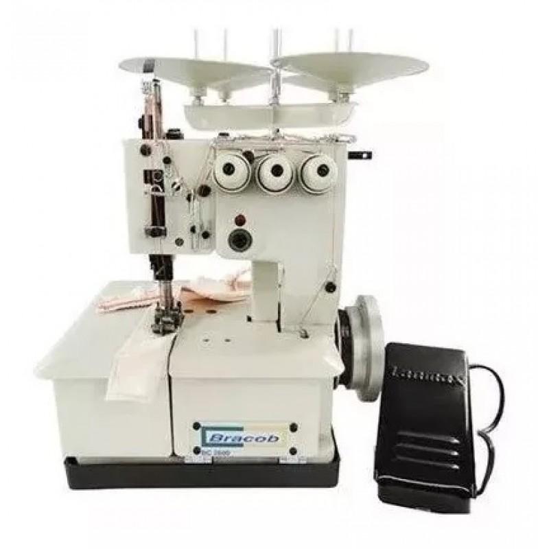 Máquina De Costura Galoneira Bracob Portatil