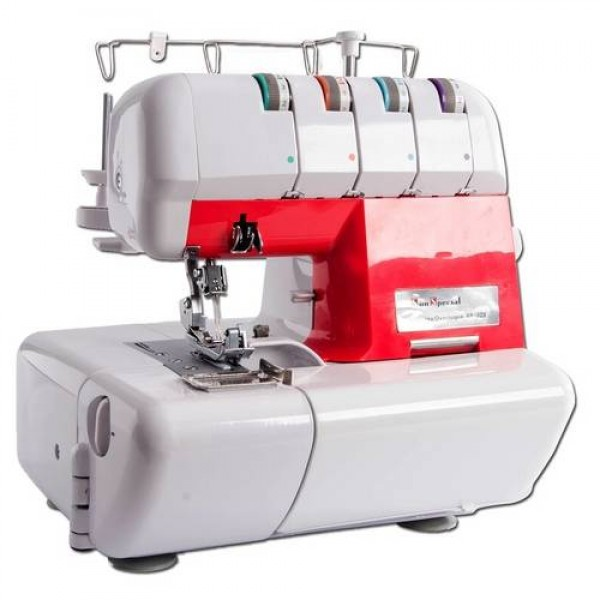 Máquina Costura Overlock Sun Point Ss320  Portatil